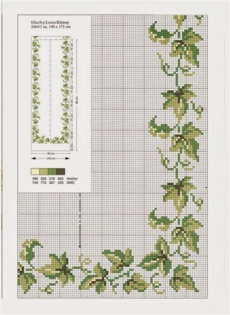 pattern in the ivy lyrics 17 best images about gr 225 ficos ponto cruz on pinterest