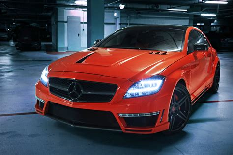 Handmade Mercedes - updated 750hp mercedes cls 63 amg stealth by