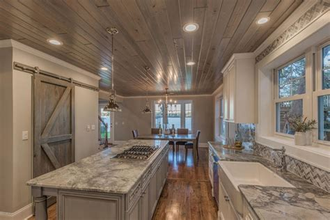 Man Bathroom Ideas Traditional Kitchen With Hardwood Floors Amp High Ceiling In