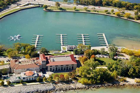 Jackson Park Hospital Chicago Detox by Jackson Park Outer Harbor The Chicago Harbors In Chicago