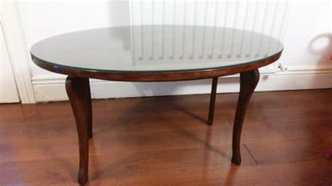 unique oval coffee table and white carpet for traditional oval coffee table with custom made glass top for sale in