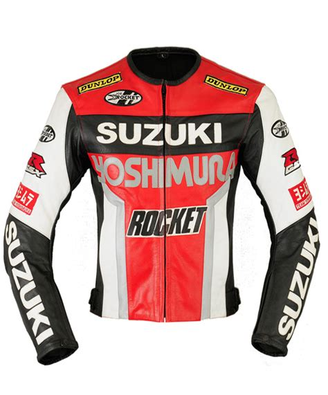 suzuki riding jacket aterien suzuki joe rocket riding jacket leather4sure suzuki