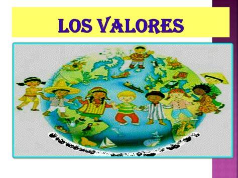 imagenes reflexivas de valores los valores