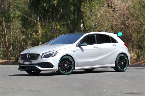 Mercedes 250 Sport by 2016 Mercedes A250 Sport 4matic Review S