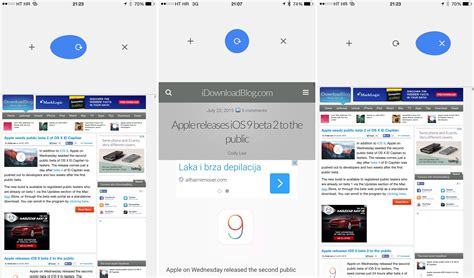 chrome for ios google finally updates chrome for ios with swipe to