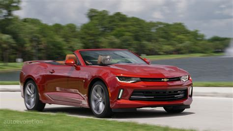 Driven: 2016 Chevrolet Camaro RS Convertible   autoevolution