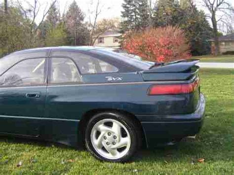 auto air conditioning repair 1994 subaru svx spare parts catalogs find used 1994 subaru svx ls coupe 2 door 3 3l fwd in new berlin wisconsin united states for