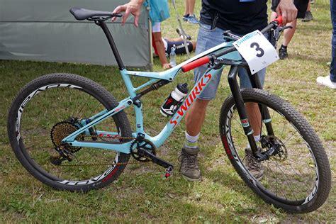 Robin Egg Blue by Xc Pro Bike Check New Men S U23 World Champion Sam Gaze S