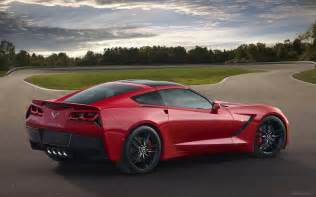 chevrolet corvette c7 stingray 2014 widescreen car