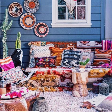 cheap bohemian home decor how to save budget money with top 16 cheap boho living