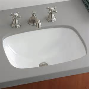 undermount bathroom sink rectangular shop cheviot ibiza white undermount rectangular bathroom