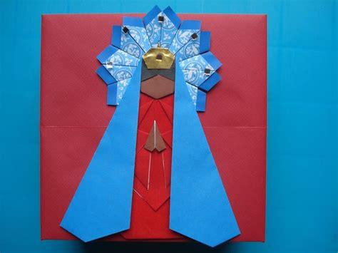 Origami Corpus Christi - 35 melhores imagens de santos no artesanato em