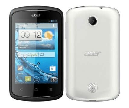 Hp Acer Liquid Di Malaysia acer liquid z2 dual price in malaysia specs technave