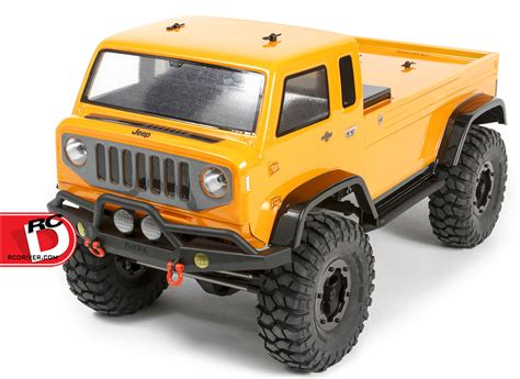 tamiya jeep axial jeep mighty fc clear body