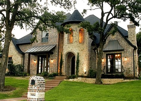 Dallas Home Decor by Manchester Old English Traditional Exterior Other