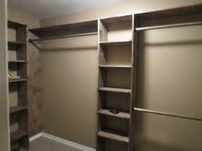 In Closet Shelving by Diy Closet Shelves Home Sweet Home