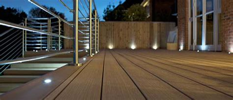 Decking Lighting Ideas The Light Idea
