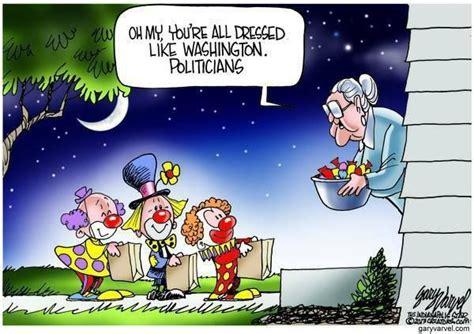 Republican Halloween Meme - funny scary clown meme