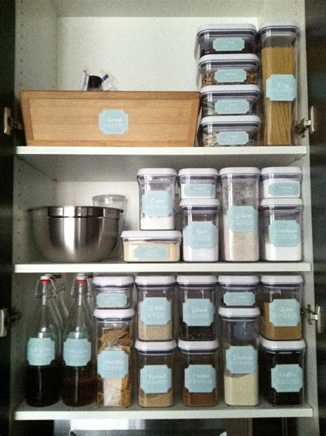 Pantry Organization Containers by 37 Creative Storage Solutions To Organize All Your Food