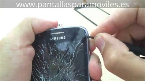 Touchsreen Samsung Galaxy I8262 I8260 como cambiar pantalla tactil samsung galaxy i8260 s duos i8262 trocar disassembly