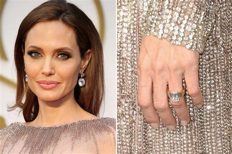 20 celebrity engagement rings that will make you jealous