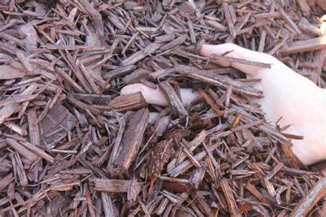 Bron Chips brown recycled wood chips