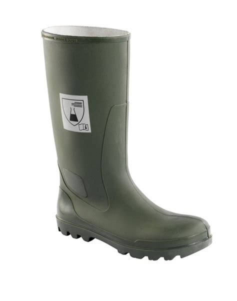 chemical boots chemical resistant safety boot en13832 3 non metallic