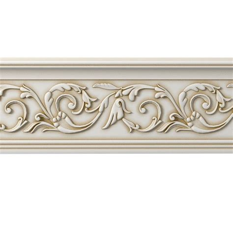 cornice wall classic ceiling wall cornice carved baroque