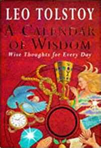 A Calendar Of Wisdom A Calendar Of Wisdom Daily Thoughts To Nourish The Soul