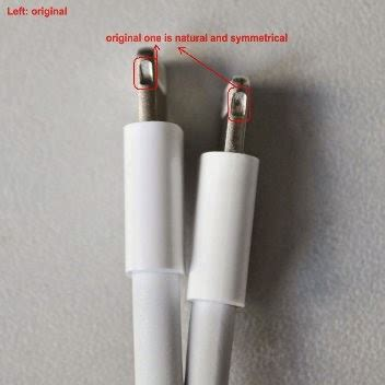 Perbedaan Kabel Data Iphone 4 Ori Dan Kw tips and trick originalitas charger usb kabel data iphone