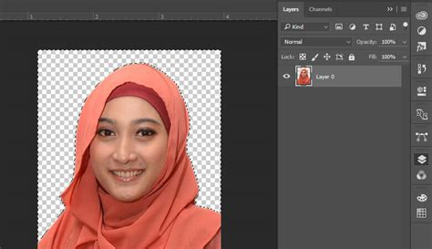 cara membuat background abstrak menggunakan photoshop cara membuat pas foto merubah background foto