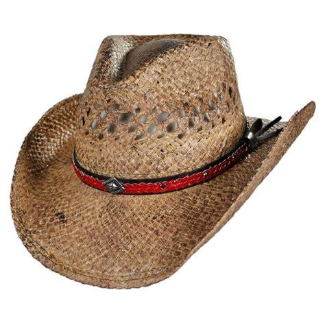 Kaos One Straw Hat talledega straw western hat straw hats