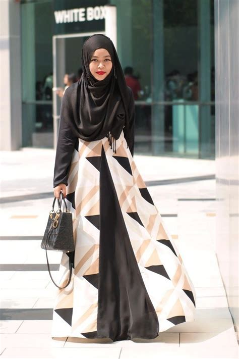 Khimar Assimetris 3 181 best images about lover on malaysia pleated dresses and styles