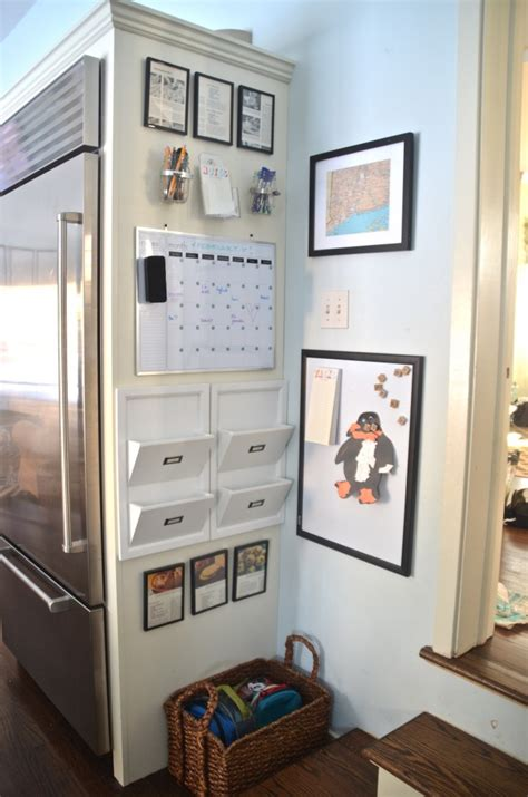 Kitchen Mail Organizer Cabinet 10 Ideas To Organize Your Kitchen In A Snap Blissfully