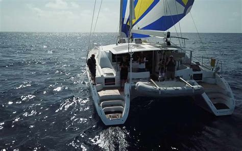 catamaran sailing offshore offshore sailing sailing blog technical hints and tips