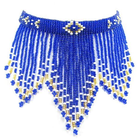 Beaded Eagle Choker 546 best american beading images on
