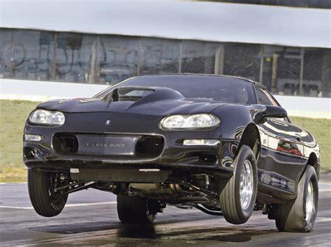 drag radial camaro 8 second camaro ss stock suspension outlaw drag radial