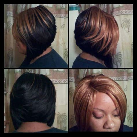 bob wigs with invisible part invisible part bob hair weaves wigs pinterest bobs