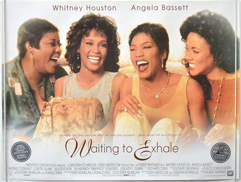 Waiting To Exhale the gallery for gt waiting to exhale poster
