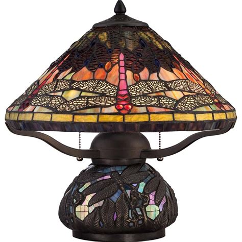 louis comfort tiffany dragonfly l tiffany dragonfly l large base home furnishers