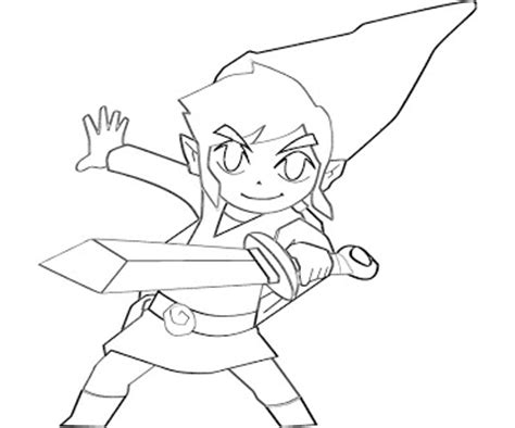 link page7 4 link coloring page
