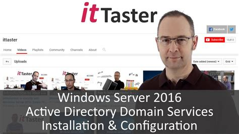 windows server  active directory domain services