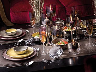 new year dinner decorations simple and dinner table centerpieces decorating