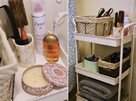 How To Organize A Bathroom Bathroom Organization Ideas For Your Apartment