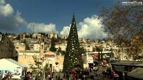 christmas  nazareth israelc