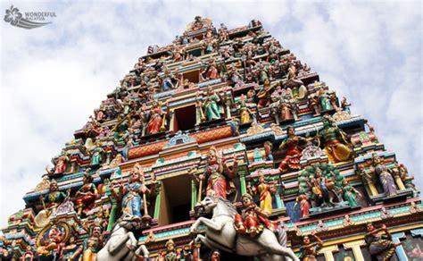 sri mahamariamman temple kuala lumpur attractions