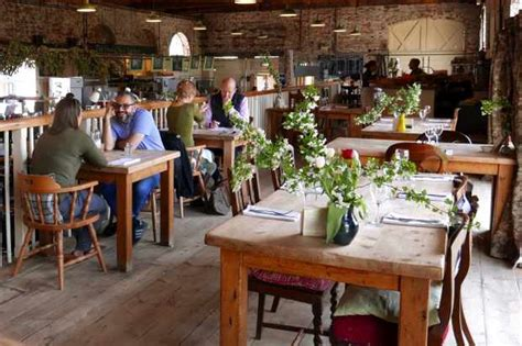 The Shed Christchurch by The Goods Shed Restaurant Review Olive Magazine