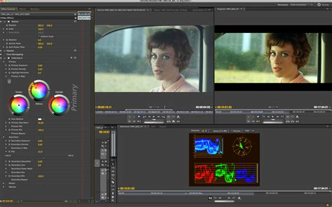 color grading software tips for hd color correction vashivisuals
