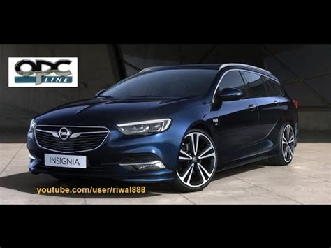 opel insignia 2017 opc new 2017 opel insignia sports tourer opc line color