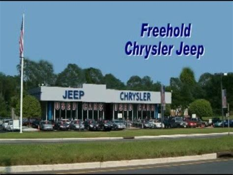 Freehold Chrysler Jeep Freehold Chrysler Jeep 2004 Grand Opening Tv Commercial